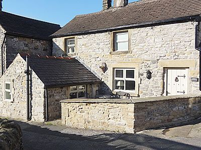 photo Beck Cottage Lydgate, nr. Eyam