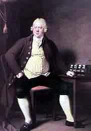 portrait of richard arkwright