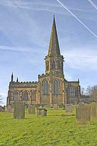 All Saint's Church, Bakewell