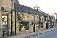 Pudding shop, Bakewell