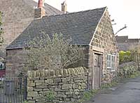 Old Nailers Cottage at Belper