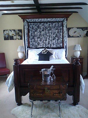 Blackbrook Lodge Bed and Breakfast Guest House Accommodation  at  Turnditch near Belper in the Derbyshire Peak District - Accommodation in the Derbyshire Peak District