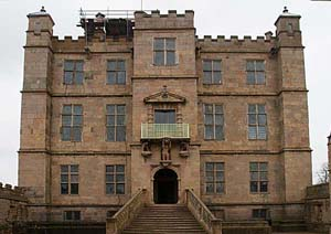 Photograph from  Bolsover Castle