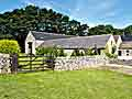 Burton Manor farm self-catering holiday cottages at Over Haddon near Bakewell  in the  Derbyshire Peak District
