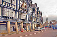 Knifesmithgate in Chesterfield