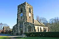 Chaddesden church in Derby