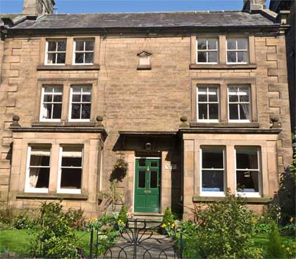 Derwent  House,  luxury holiday accommodation at Matlock in the heart of the Derbyshire Peak District