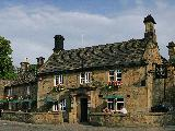 Devonshire Arms at Beeley  in the Derbyshire Peak District