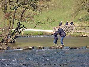 Photograph from  Dovedale