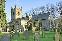 eyam parish church