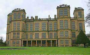 Photograph from Hardwick Hall