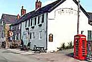 red lion pub, hognaston
