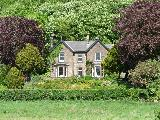 Holmefield Country Guest House in Matlock in the Derbyshire Peak District