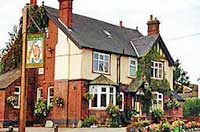 nags head Pub in Hulland Ward