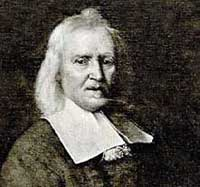 portrait of Izaak Walton