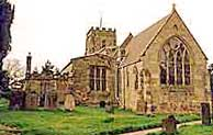 Church of St Michael at Kirk Langley