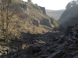 Photograph from  Lathkill Dale
