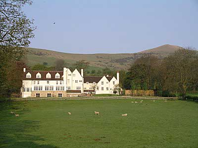 Losehill House Hotel & Spa at Hope in the  Derbyshire Peak District