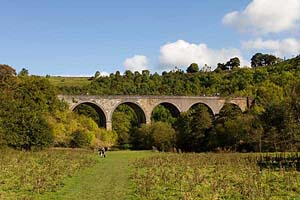 Photograph from Monsal Dale