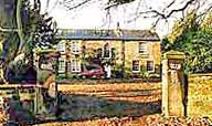 Rectory in Morton,Derbyshire
