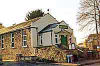 village hall in Morton,Derbyshire