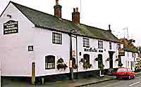 Bricklayers Arms pub in Newton Solney