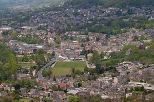 Photograph from  Matlock Town