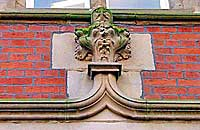 Family Coat of Arms at Derby