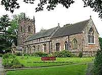 Alfreton Parish  Church