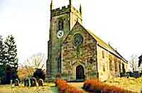 snelston church