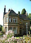 Sunnybank Holiday Accommodation at Matlock Bath  in the Derbyshire Peak District - Derbyshire and Peak District Accommodation