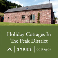 Holiday cottages in Derbyshire and the Peak District
