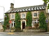 Castle Inn at Bakewell in the Derbyshire Peak District