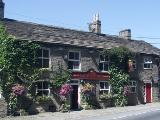 The Lantern Pike Inn in the Derbyshire Peak District