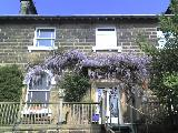 The Old Station House B+B in Matlock in the Derbyshire Peak District