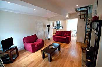 Thornbridge Manor Holiday Cottage Near Bakewell In The