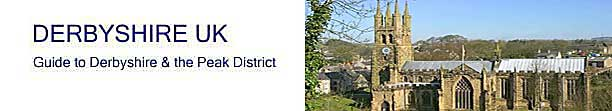 title banner for Tideswell in Derbyshire UK - Derbyshire and Peak District Guide