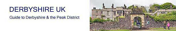 title banner for Tissington in Derbyshire UK - Derbyshire and Peak District Guide