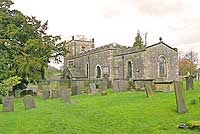 Tissington church