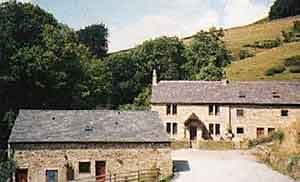 Twitchill Farm Holiday Cottages At Hope In Derbyshire And The Peak District Self Catering