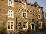 Wheatsheaf  at Baslow  in the Derbyshire Peak District
