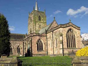 Photograph from  Wirksworth